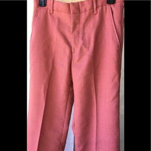 Vintage pink bell bottoms NWOT. May be unisex.